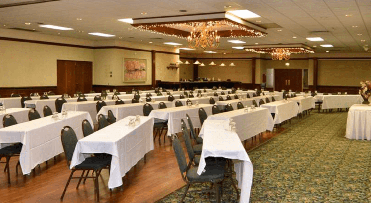 Conference Room at Best Western Green Bay